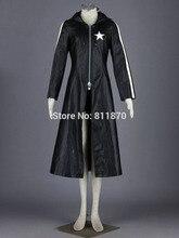 Cosplay Black Rock Shooter Costume Women's Dress Anime Costumes Dust Coats Pants Bra Belt