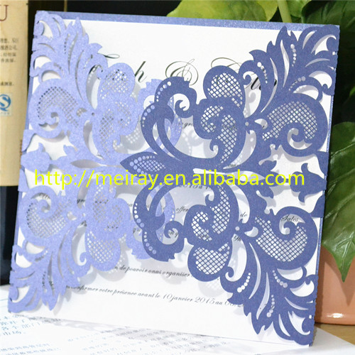 navy blue laser cut wedding invitations event n party supplies party invitations aliexpress com buy navy blue laser cut wedding invitations,Laser Cut Party Invitations