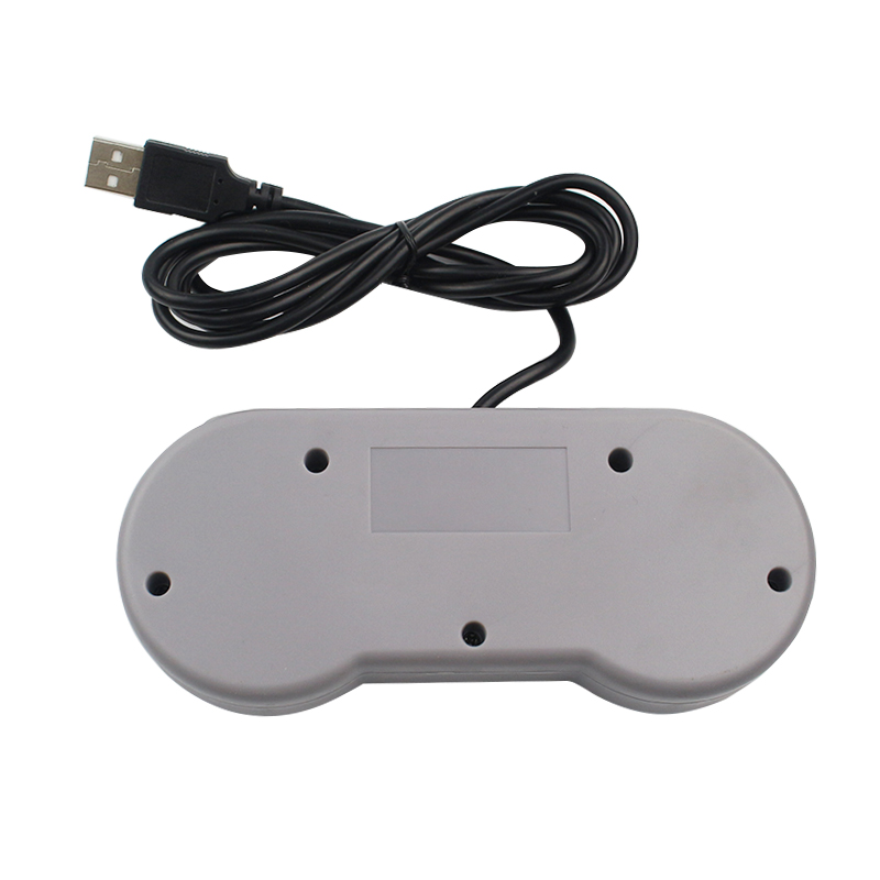 cheapest USB Wired Vibration Gamepad Joystick For PC Controller For Windows 7   8   10 Not for Xbox 360 Joypad with high quality
