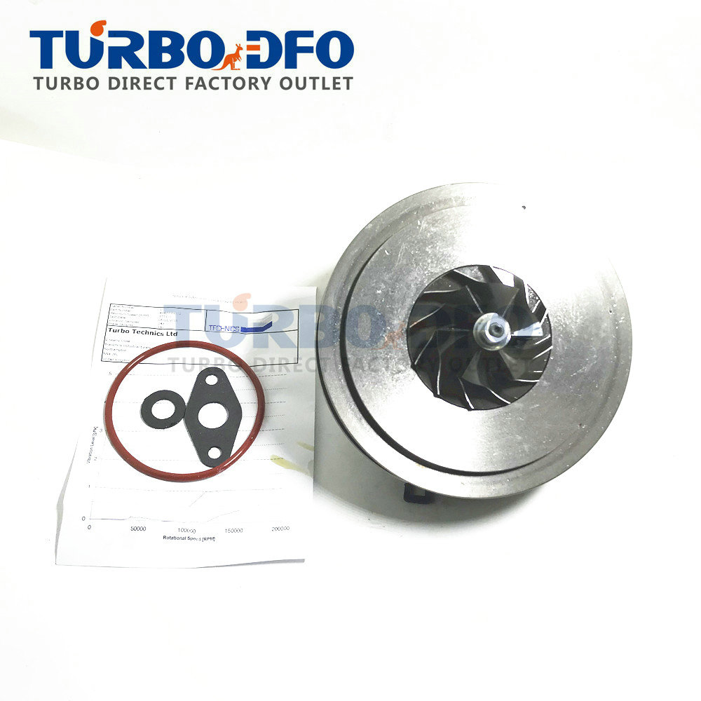 49477-01204 For Land-Rover Evoque / Freelander II 2.2 SD4 TD4 140Kw 190HP - NEW Cartridge Turbine 49477-01203 Turbocharger Core