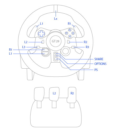 Xbox Wired Controller Wiring Diagrams