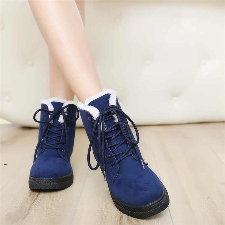 women Winter Boots Botas Mujer