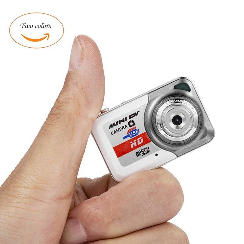 Camera Mini HD Ultra Portable 1280*960 Super Mini Camera X6 Video Recorder Small Digital Camera DV for Taking Picture capa gucci iphone x