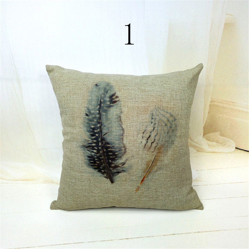 Feather Sofa Cushions Ashley Furniture Sleeper Twin Decorative Pillows Home Decor Bed Cushion Case Covers Quality First