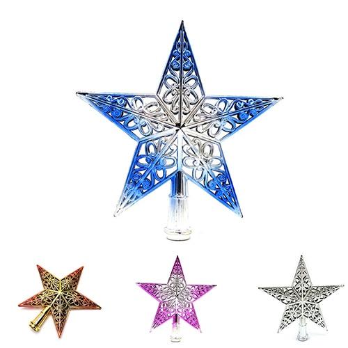 Christmas Tree Top Star Christmas Star Tree Topper for Table - christmas star decorations