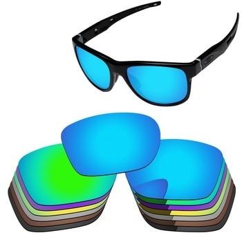 PapaViva Replacement Lenses for Authentic Crossrange OO9361 Sunglasses Polarized - Multiple Options