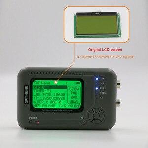 Image 5 - 100% nouveau Original sathero accessoires professionnels écran lcd pour SH 200HD SH 300HD détecteur de satellite numérique SH 310HD