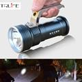 500M 2000 Lumens Long range Portable Searchlight LED Flashlight Cree R5 LED Waterproof Rechargeable Fishing Camping LED light
