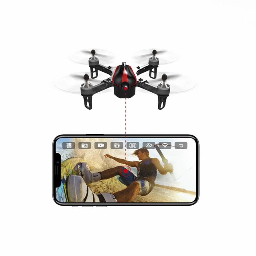 MJX B3 RC Mini 2.4GH 4CH Borstelloze 1306 2750KV Motor Drone Hoek en Acro Modus Flip & Roll RC Quadcopter met LED Licht - 5