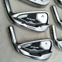 APEX Pro Golf Irons CF19 Forged Golf Clubs Iron Set APEX 3-9.P 8pcs Steel graphite shaft with headcover(China)