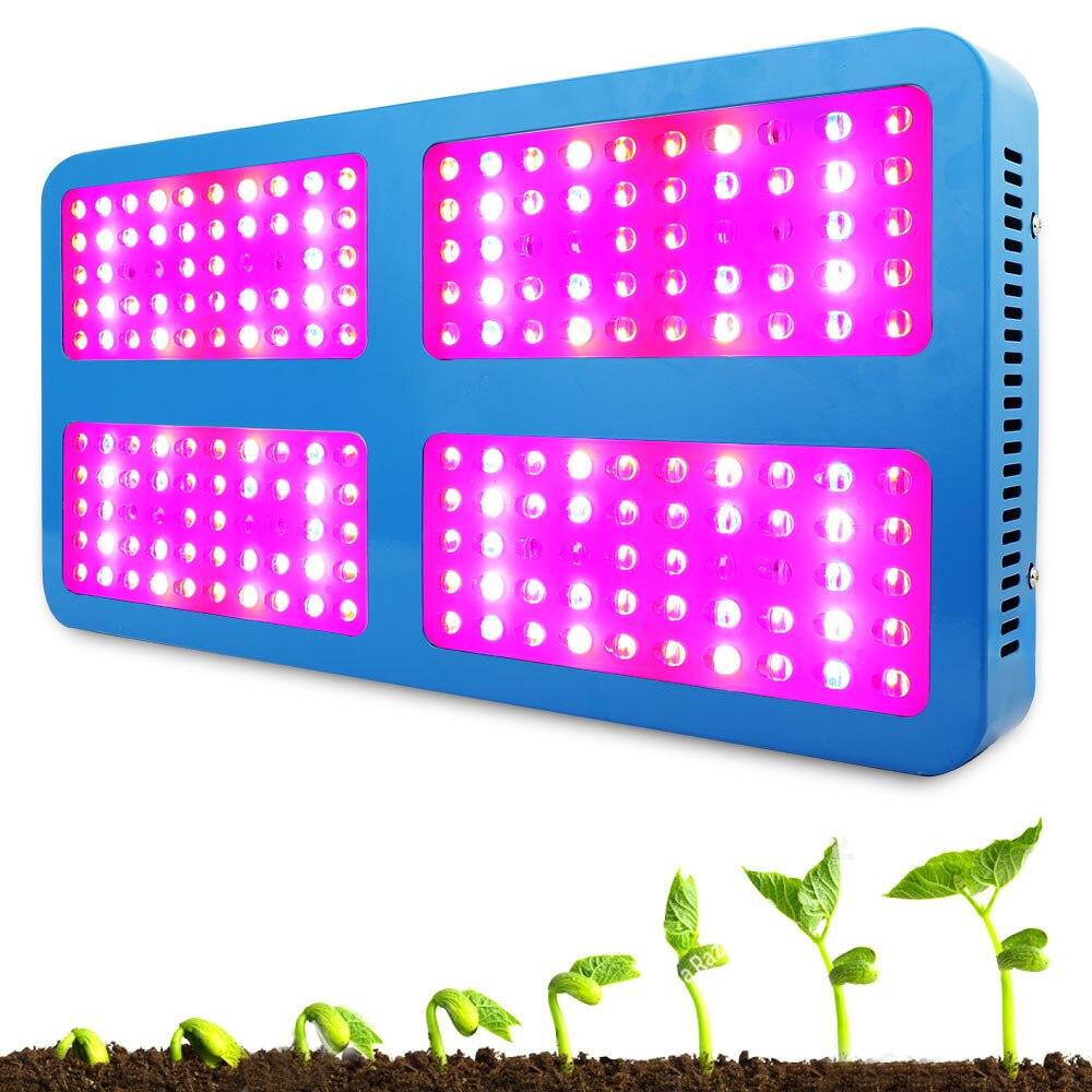 2000 Вт Светодиодный светильник для выращивания растений, полный спектр, фитолампа для роста растений, лампа для выращивания растений в помещ