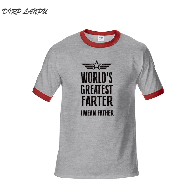 92e4849d1 Detail Feedback Questions about New Summer Style Worlds Best Farter, I Mean  Father T shirt Funny Gift For Dads T Shirt Men Short Sleeve Top Tees on ...