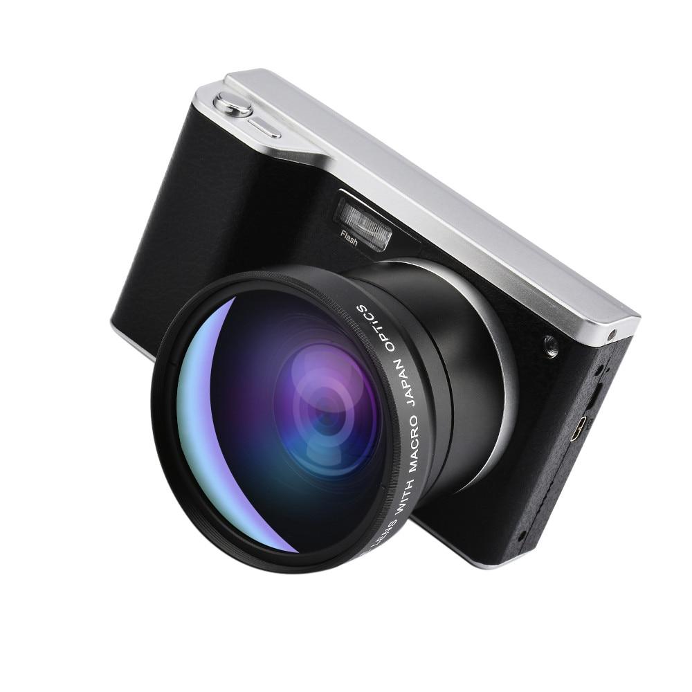 FHD 1080 P 30fps 24MP caméra numérique caméra caméscope 4.0