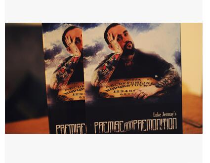 2016  Premise & Premonition By Luke Jermay 1-4