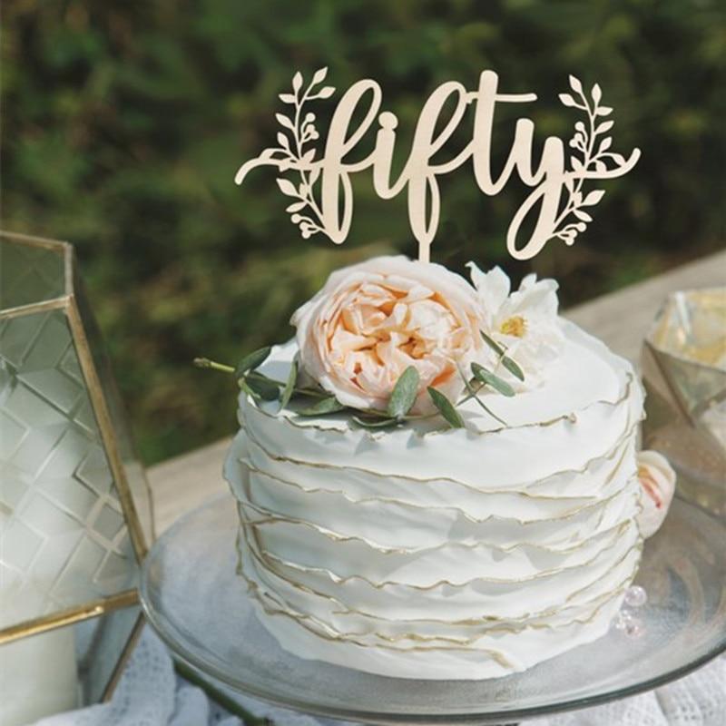 Enjoyable Birthday Party Rustic Cake Topper Happy Birthday Cake Topper Happy Funny Birthday Cards Online Alyptdamsfinfo