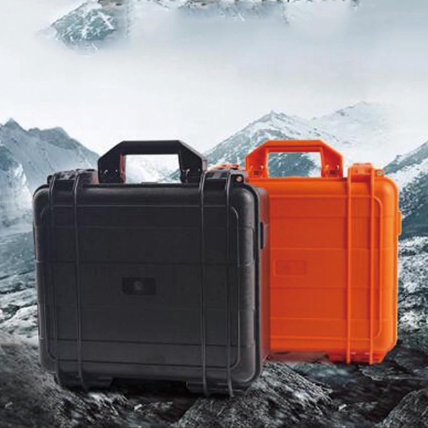 купить Durable hard ABS waterproof plastic equipment tool case no foam по цене 4487.84 рублей