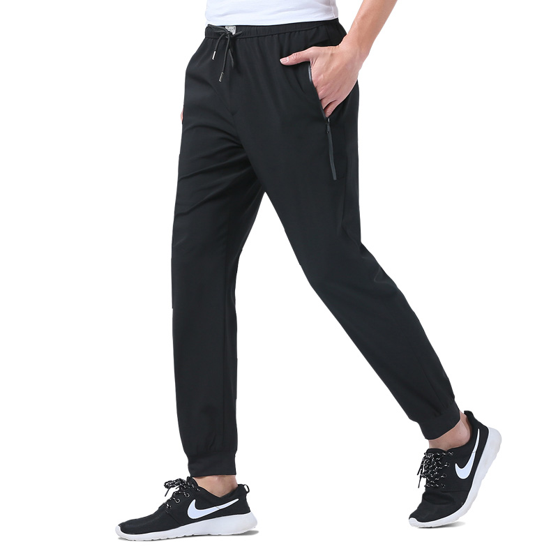 Streetwear Baggy Sprotting Uzun Pantolon Erkekler İlkbahar Yaz erkek - Erkek Giyim - Fotoğraf 2