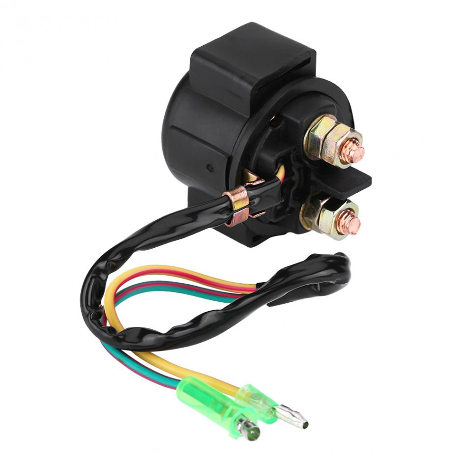 Motorcycle ATV Starter Relay Solenoid for Honda TRX250X TRX300EX TRX250  TRX350 for Kawasaki KZ200-in Relays from Home Improvement on Aliexpress.com  ...