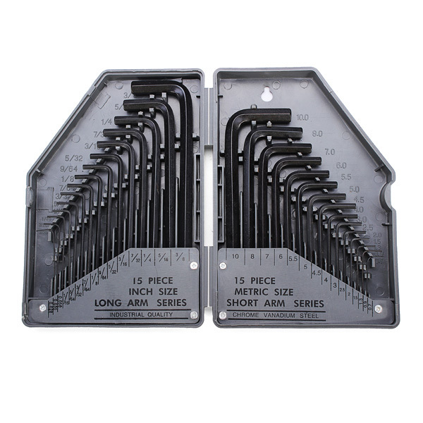 ФОТО Llave Dinamometrica Wrench Set 2015 Real Promotion Gator Grip Torque Wrench 30-in-1 Precise Rapid Steel Inner Hex Key Tool Set