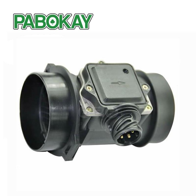 For BMW E34 E39 520i E36 320i 1995-2004 Mass Air Flow Meter Sensor 5WK9007 5WK9007Z 8ET009142-091 13621730033 8ET009142091 цена