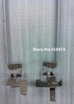 NEW LCD hinges left right for Asus K55 K55V X55V A55 K55VM A55V A55VM R500V Laptop Free Shipping