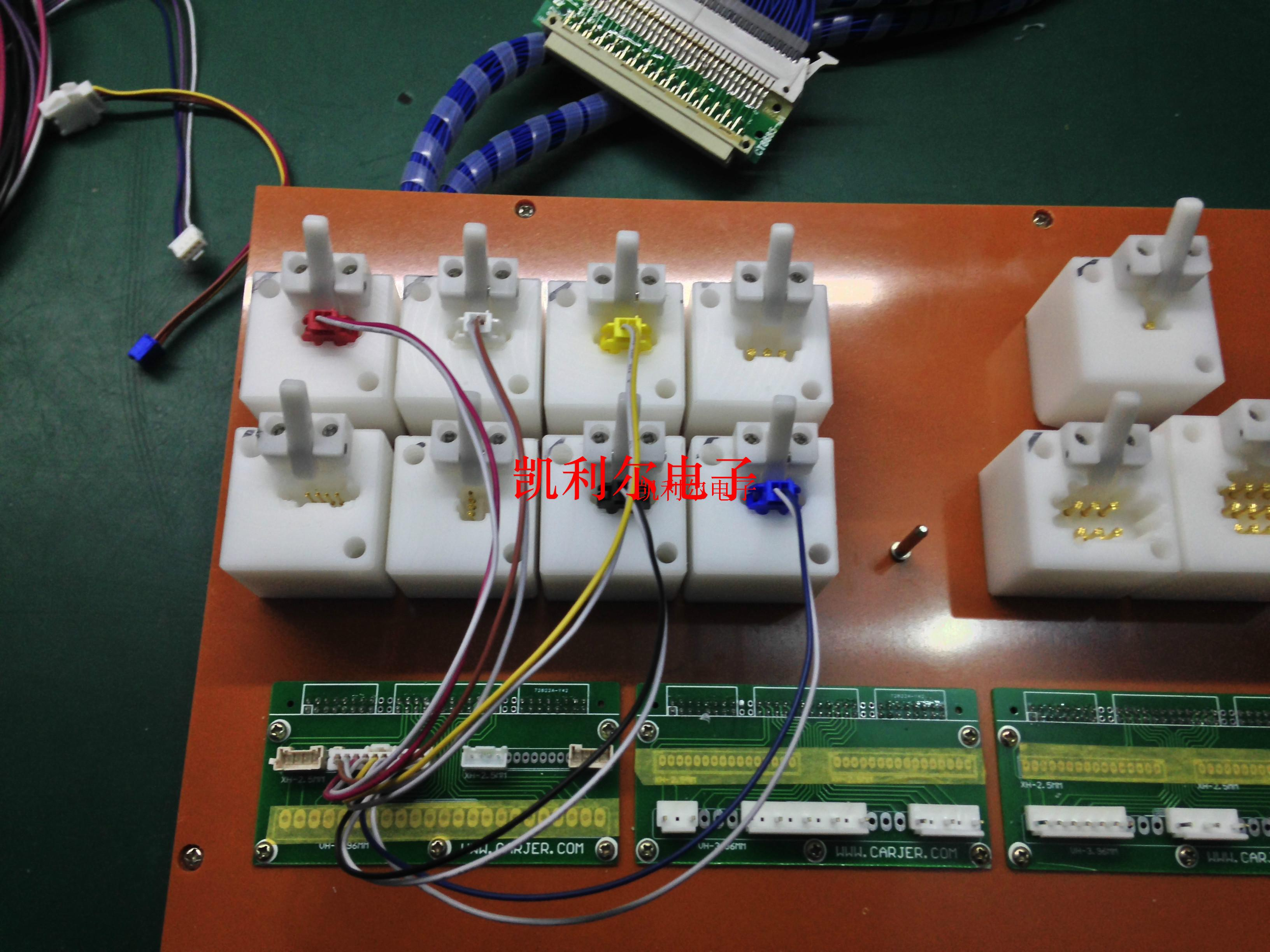 medium resolution of wire harness adapter test vehicle tooling fixture can rapidly improve testing efficiency in atv parts accessories from automobiles motorcycles on