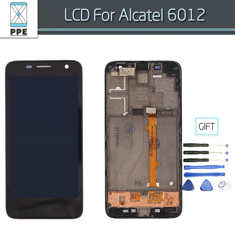 ③Pantalla LCD para Alcatel One Touch Idol mini 6012 ot6012 pantalla ...
