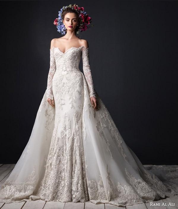 Aliexpress.com : Buy Off The Shoulder Vintage Bridal 2016