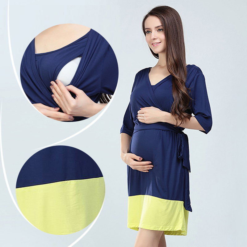 Aliexpress.com : Buy Emotion Moms Fashion Maternity Clothes Modal ...