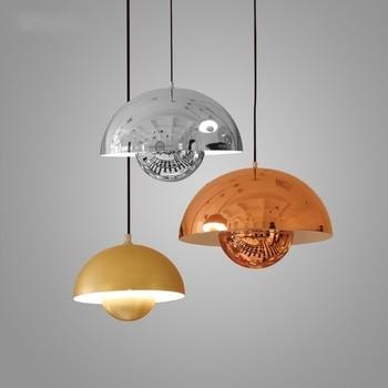 Postmodern Minimalist Pendant Lights Home Decor Stair Art Kitchen Hanging Lamp Restaurant Bedroom Bedside Lamp Lighting Fixtures