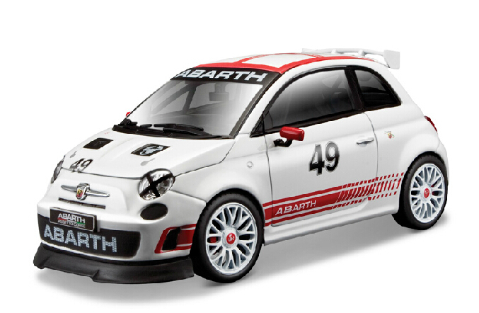 Bburago1:24abarth factory of alloy car models abarth tales толстовка