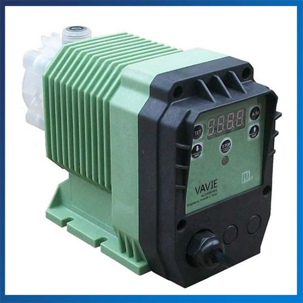 220V 50HZ Acid Dosing Pump Electric Diaphragm Meterinng Pump
