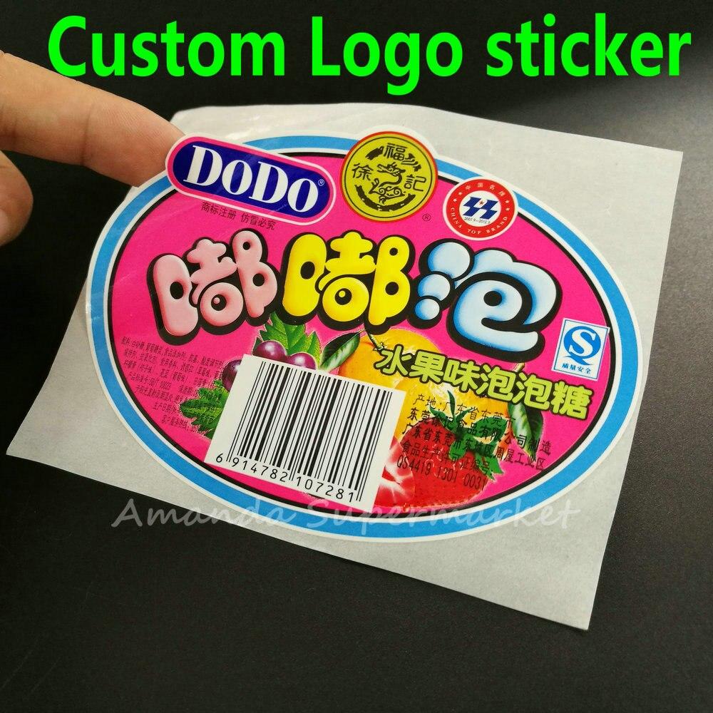 Popular Logo Stickers LabelsBuy Cheap Logo Stickers Labels Lots - Order custom stickers online