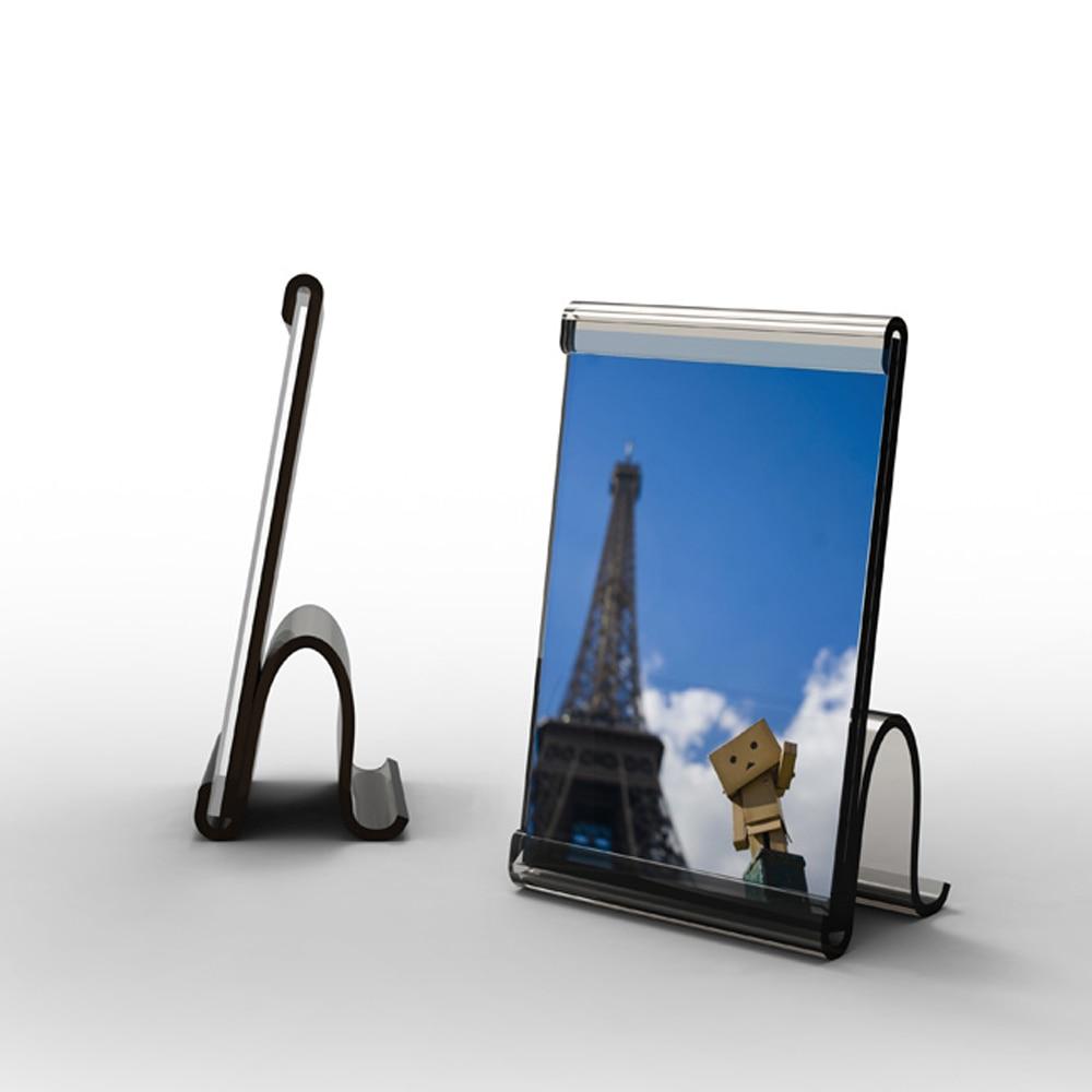yakri unique design acrylic photo picture frames prexiglass photo displays pf054china mainland - Unique Picture Frames