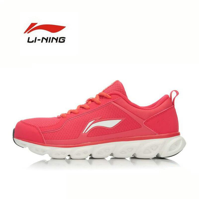 Li Ning mujeres originales de amortiguación zapatillas deportivas Li-ning arco Z