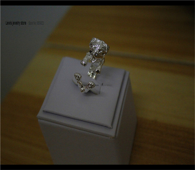 Оптовая продажа регулируемый хиппи мопс кольцо свободного размера