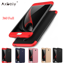 AXBETY For Meizu m6 Note Cass Full Protect Cover Ultra Thin