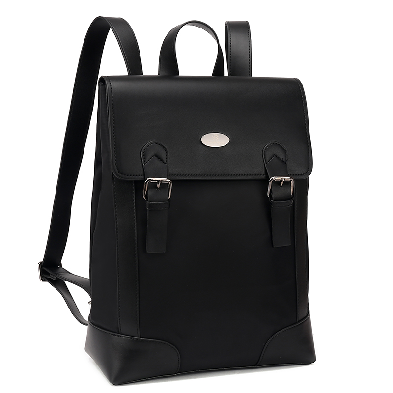 Feidikabolo Brand Male Backpack Preppy Style Leather School Bag Men Oxford Agers Fashion Mochila Masculina In Backpacks From Luggage