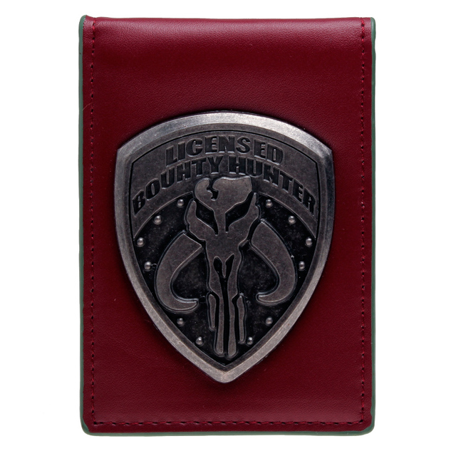 Star Wars Badge Folder Wallet