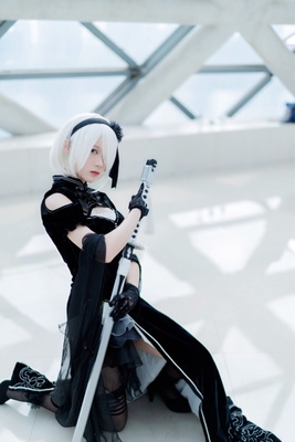 Nier Automata Yorha Type A No 9 Type S Wooden Sword Stage Performance Props For Costume Party And Chrismas New Year 2 And No