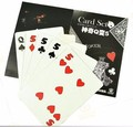 Free shipping Q to 5 card set cards magic tricks magic cards