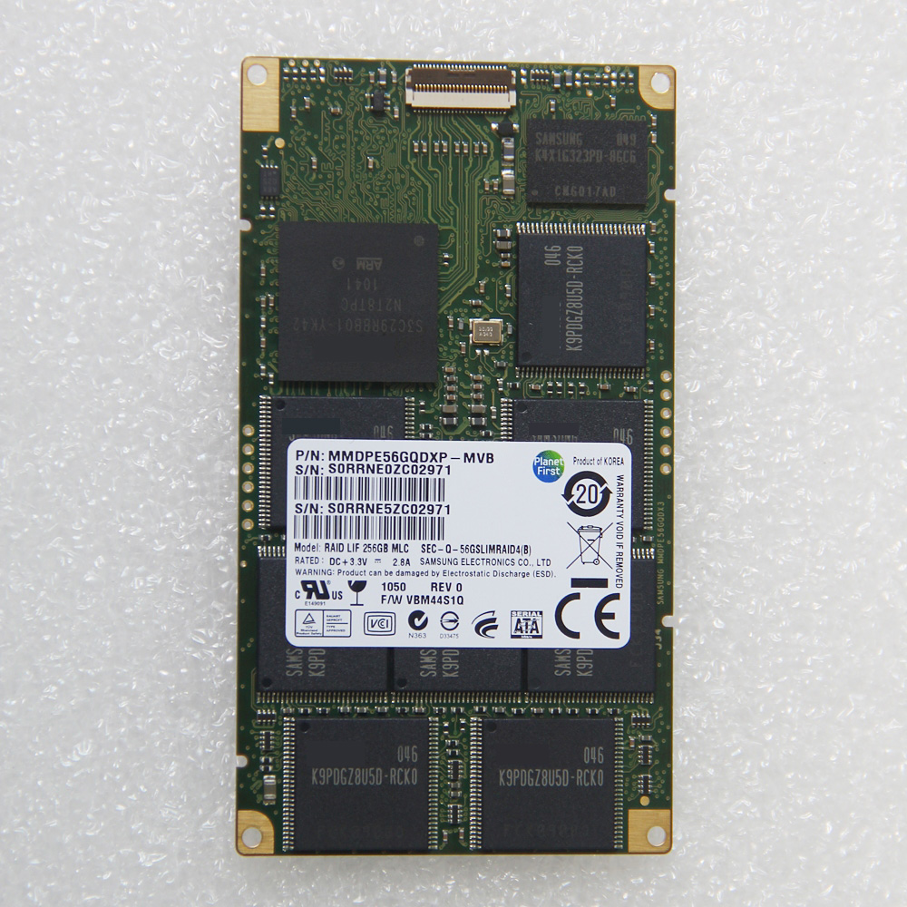 New RAID LIF 64GB 128GB 256GB MLC MMCRE28GQDXP MMDPE56GQDXP Solid State Drive For Sony vaio VPCZ1