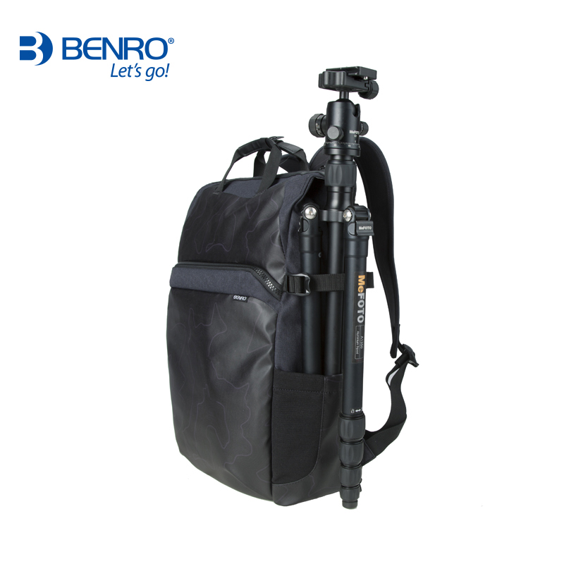 Benro Colorful 100 Travel Backpack Camera Backpack SLR Single Micro Multifunctional Anti-theft Open Back Section