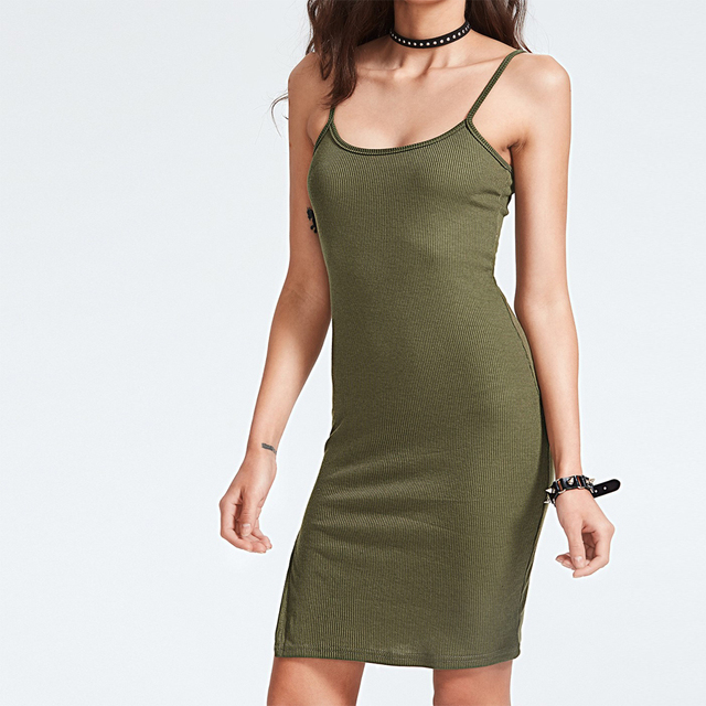 615fb546133ca US $13.9 |Casual Dresses Sleeveless Summer Womens Tank Dress Cotton Sexy  tight fitting suspender plus size women dress Cotton bodycon Dres-in  Dresses ...