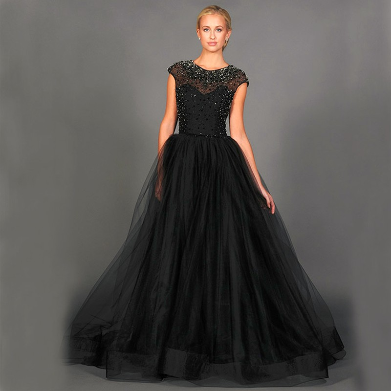 Online Buy Wholesale cheap black ball gowns from China cheap black ...