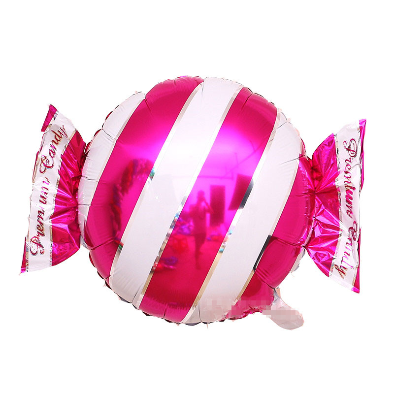 10pcs/lot Candy Foil Balloons Helium Balloon Wedding Decorations Baloon Happy Birthday Balloons Classic Toys