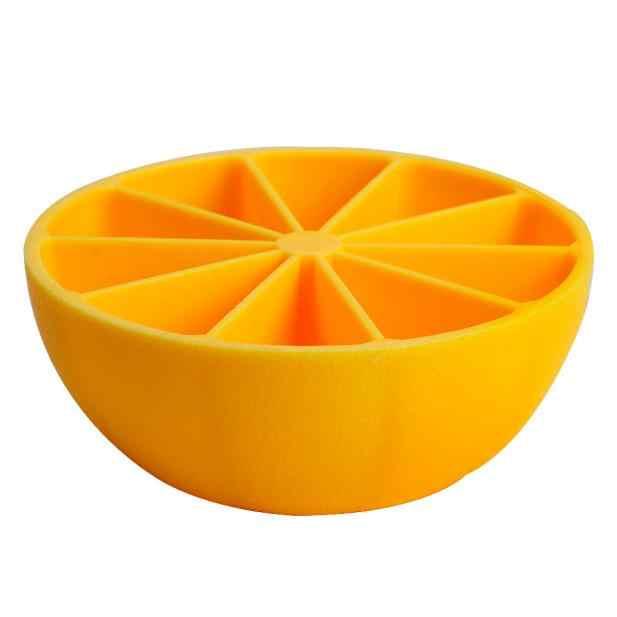 Grade de gelo molde do cubo de gelo caixa caseiro molde caixa 10 grade DIY lemon modelo de máquina de gelo w712