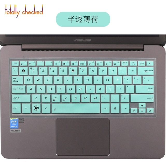 promo code 3033e c4b43 US $1.97 |13 inch Laptop Notbook Keyboard Cover Protector Skin For Asus  Zenbook UX305 U305UA U303L U305F UX305 U3000 RX310 U410 U303L-in Keyboard  ...