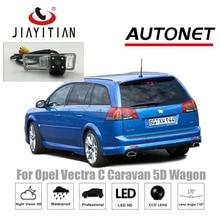 JiaYiTian камера заднего вида для Opel Vectra C Caravan 2002 ~ 2008 CCD ночного видения резервная камера номерного знака камера заднего вида