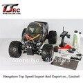 Envío gratis! RC CAR---26cc grande 4WD RC coche monstruo con 2.4 G transmisor RTR